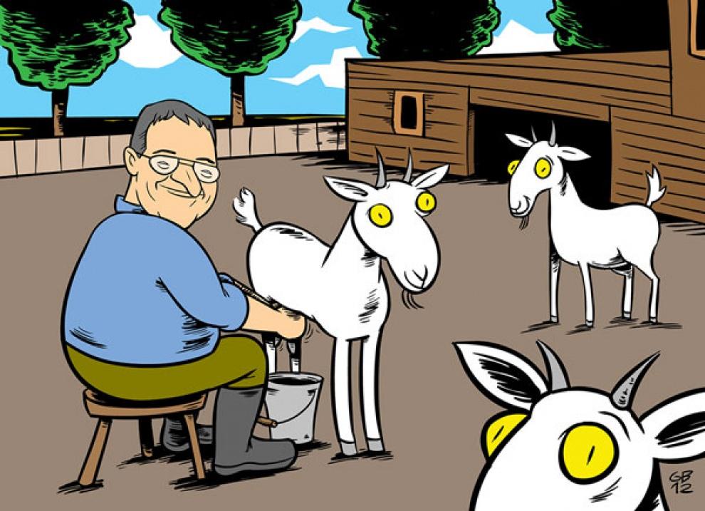 A kecskén túl – Simicska Lajos és a Közgép-közeli üzlettárs terjeszkedése a Bakonyban