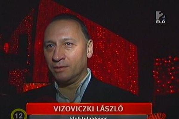 Az éjszaka császárát saját  embere is lehúzta  Fotó: Tv2.hu