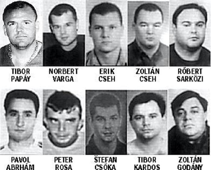 1999. március 25-én, a dunaszerdahelyi Fontána bárban lemészárolták a Pápay-bűnbanda tíz tagját. Fotó: Parameter.sk