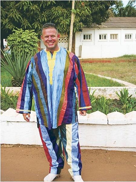 Ismerősei szerint félezernél is több afrikai útlevelet dobhatott piacra Welsz Tamás. Fotó: blikk.hu