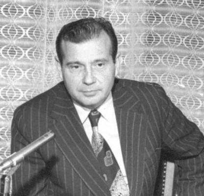 Horváth István egykori belügyminiszter