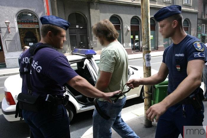 """A két éve nyáron elfogott Bíró Lászlóra """"motoros vonalon"""" jutottak el a rendőrök  Fotó: Mno.hu"""