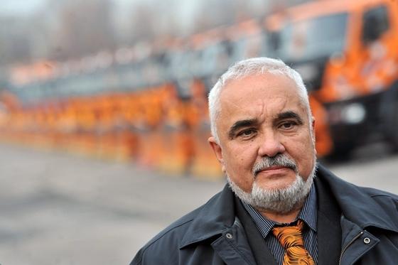 Klug Lajos, a Fővárosi Közterület-fenntartó Zrt. vezérigazgatója. Százmilliókkal rövidítették meg a társaság kasszáját. Fotó: hvg.hu