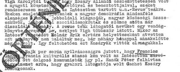 """""""Antimarxista"""" teadélutánok"""