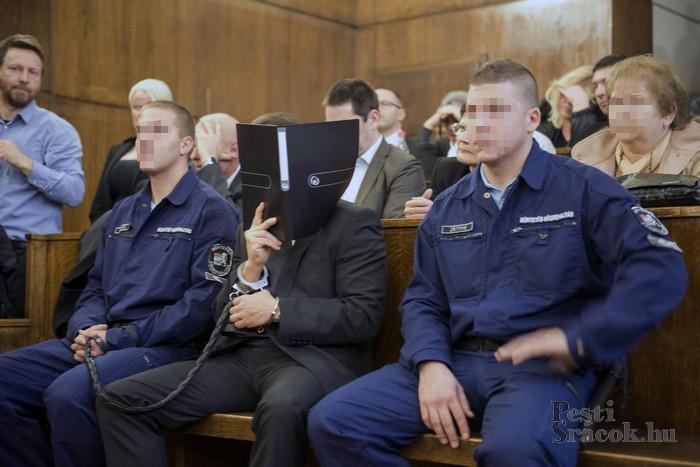 Vizoviczki túlzónak tartja az ügyészség vádjait. Fotó. Mészáros Péter/PS