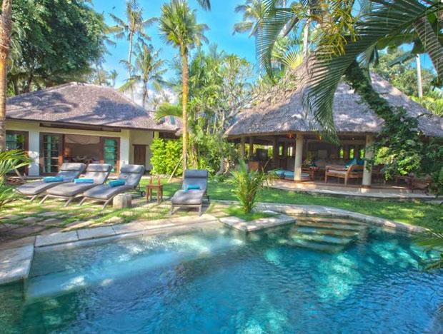 Luxuskörülmények Balin. Fotó: Pestiriport