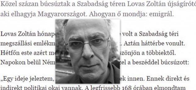 Kép és szöveg: Lovas Zoltán / Ill.:PS