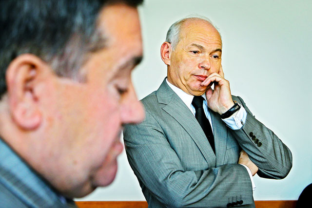Kiss Ernő ugyan bemártott a volt szoci minisztert, azonban a tábornoknak felelnie kellett súlyos szavaiért a bíróságon Fotó: magyarhirlap.hu