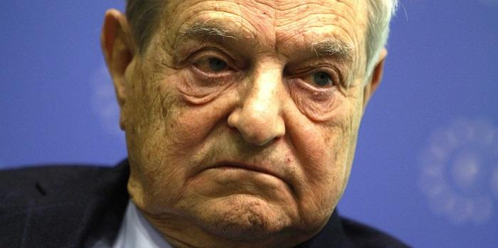 Soros György /Fotó: thecelebsocial.com
