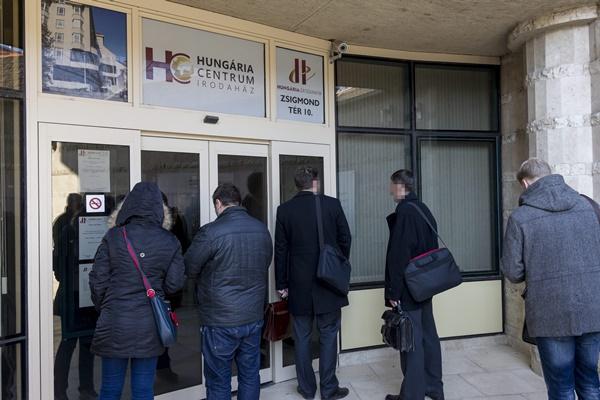 Az MNB részlegesen felfüggesztette a Hungária Értékpapír Z