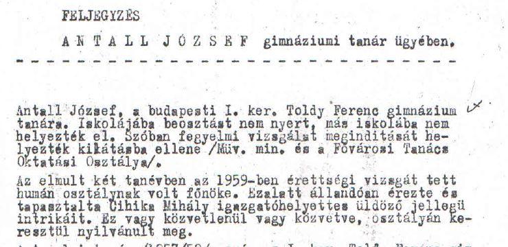 Cihika intrikái /Forrás: Mol.hu, Hamvas
