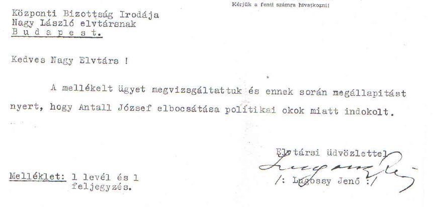 Politikailag indokolt /Forrás: Mol.hu, Hamvas