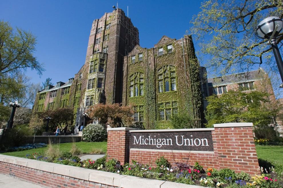 Patinás egyetem / Fotó: Studentlife.umich.edu