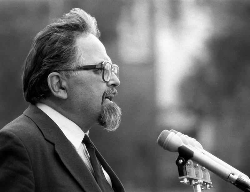 Mécs Imre, 1989. június 16 / Fotó: MTI