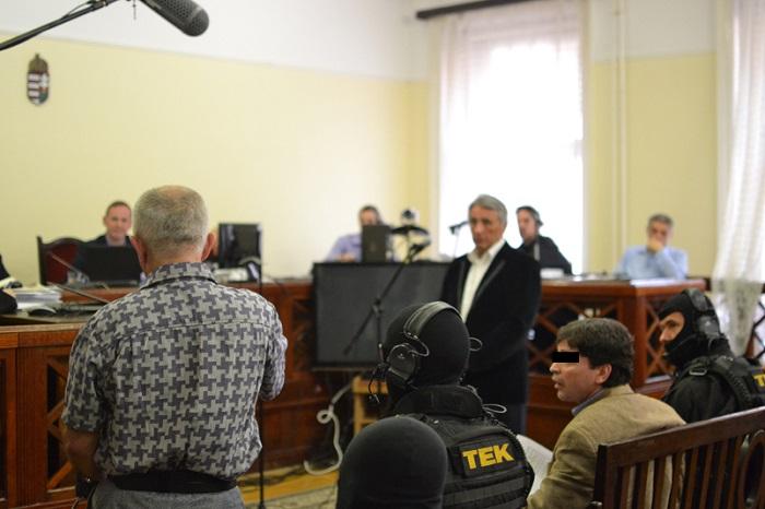 Radnai László és az energolos Drobilich Gábor is tett már korábban vallomást az ügyben. Fotó: Horpáczy Dávid