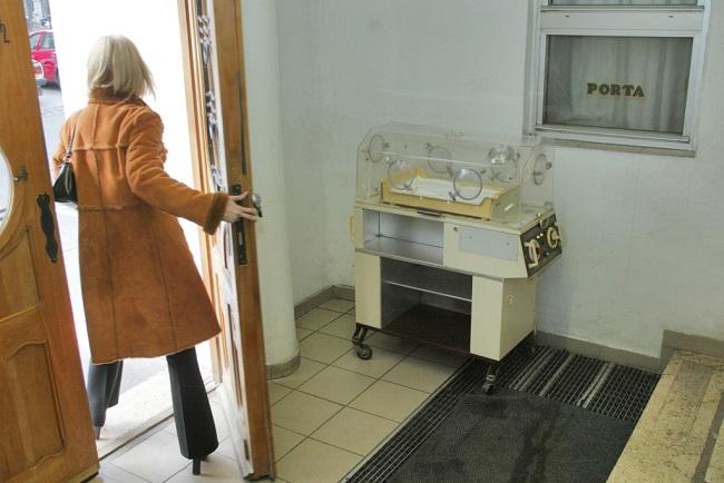 Krízisinkubátor. Fotó: Népszava