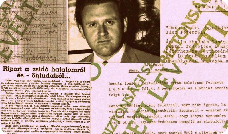 Kutasi Kovács Lajos a nyilas, az ügynök, az emigráns / Montázs: PS