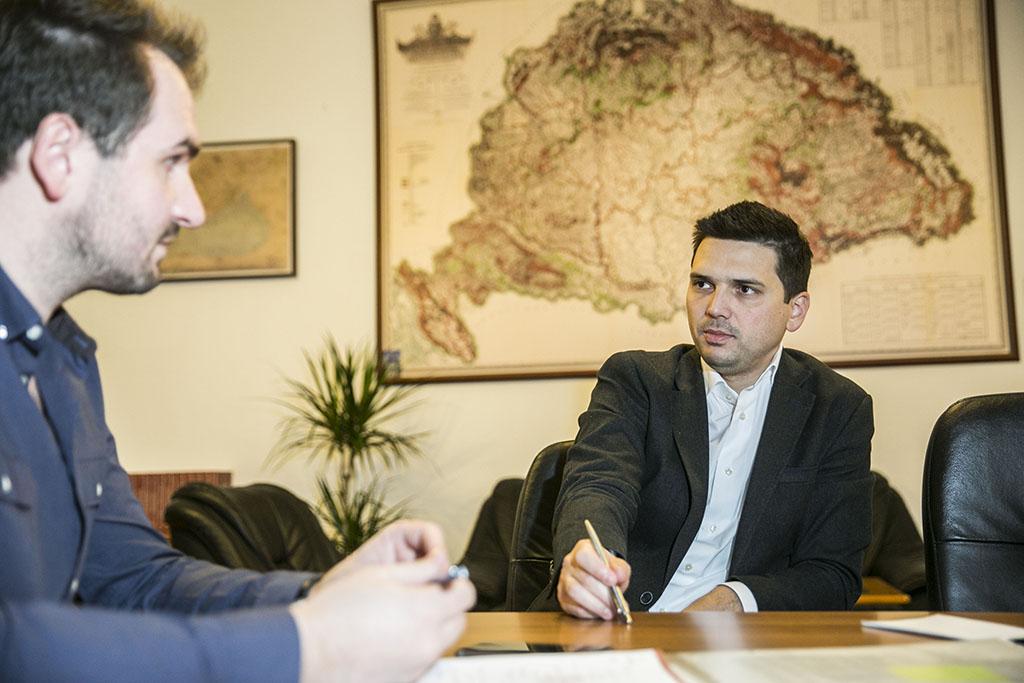 Bitay Marton ors allami foldekert felelos allamtitkar 2015.12.11. foto:Horvath Peter Gyula