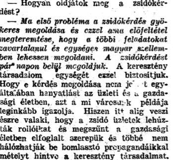 Aki kérdez: Kutasi Kovács, aki válaszol: Székesfehérvár polgármestere / Forrás: SZK