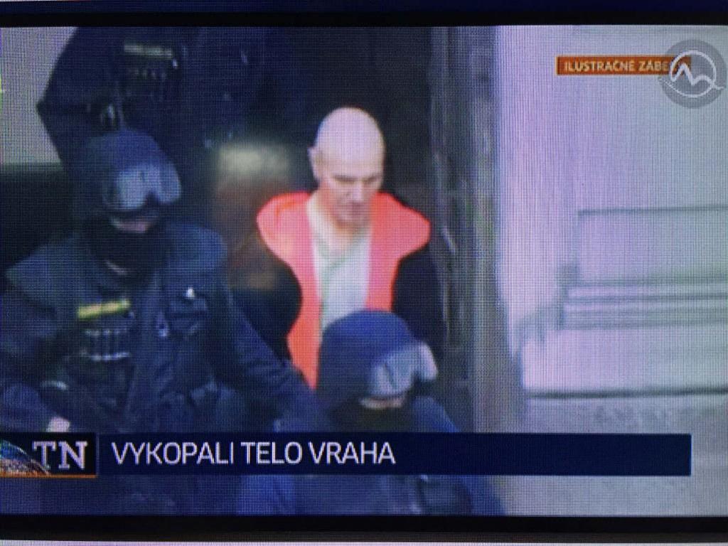 Rohácot kiadta a magyar rendőrség a szlovákok kérésére Fotó: PS