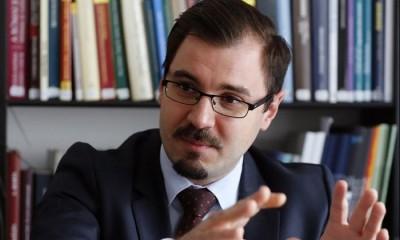 Szánthó Miklós. Fotó: Magyar Idők