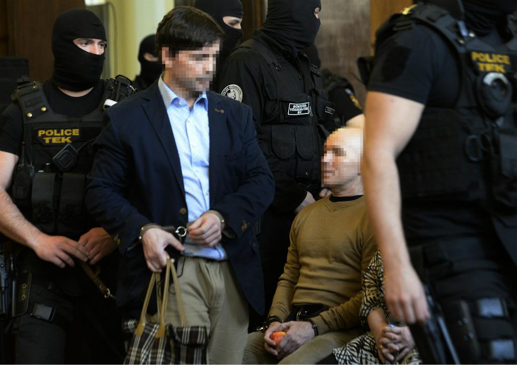 A bíróság szerint Portik nem tudta, hogy Rohác a célszemélyen kívül másokat is megölhet. Fotó: MTI/ Kovács Tamás