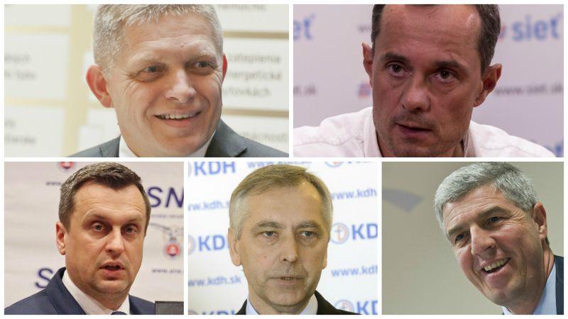 Fico most szinte bárki bárkivel összeállhat a hatalomért - Fotó: Aktuality.sk