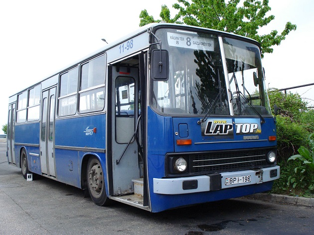 Rasszizmus a buszon