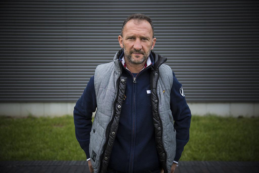 Meg kell érteni, hogy a profi boksz üzlet / Fotó: Horváth Péter Gyula