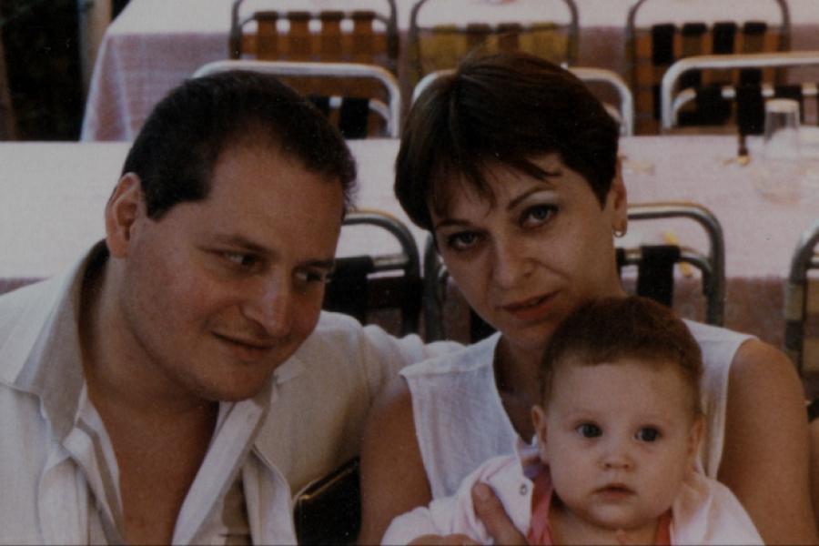 Boldogan éltek - a fotó nem Magyarországon, hanem 1991-ben, Libanonban készült / Fotó: Welt.de