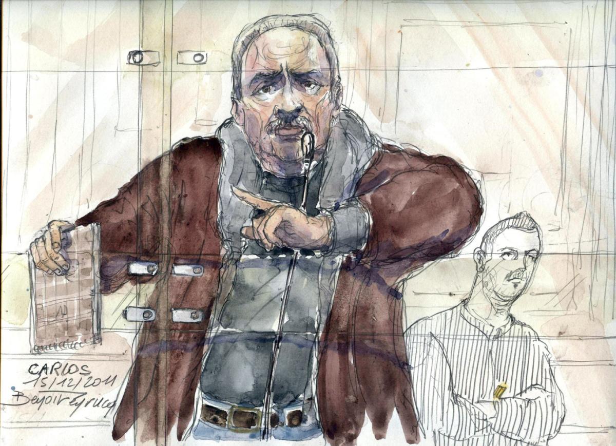 Carlos a bíróság előtt / Forrás: Thestar.com