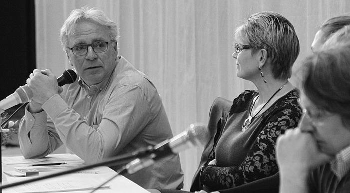 Pokorni Zoltán a konferencián azt mondta, a magyar alternatív iskolák olyan pedagógiai eredményeket mutatnak fel, amelyek az új, XXI. századi iskolát jelentik Fotó: pokornizoltan.hu