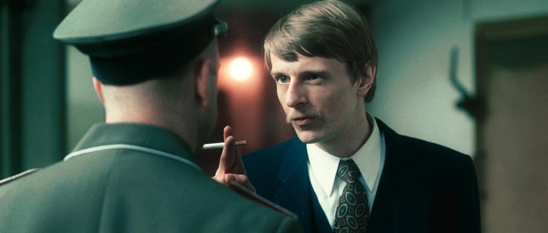 A Weinrich-et alakító színész a Carlos című filmben / Forrás: Arte.tv
