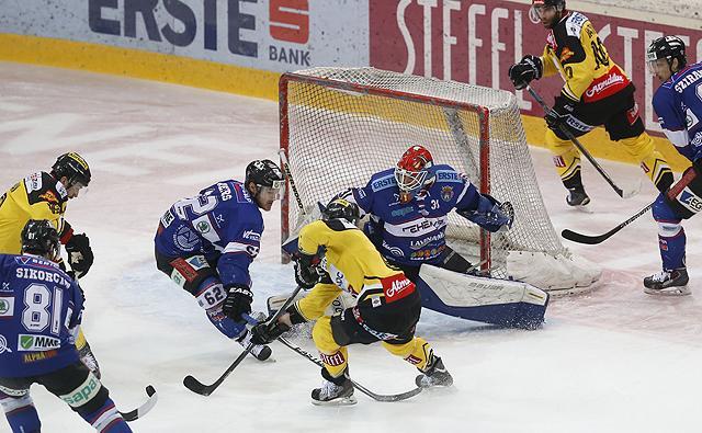 A Fehérvár AV 19 2007 óta szerepel az EBEL-ben, és az osztrák bajnokság legkisebb költségvetésű klubjaként is középcsapatnak számít. Fotó: nemzetisport.hu)