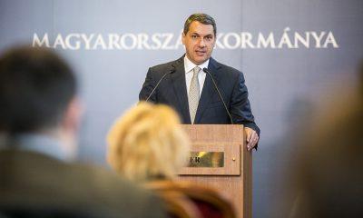 Lázár János Kovács Zoltán Kormányszóvivői 2016.05.05 Fotó: Horváth Péter Gyula