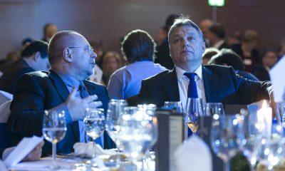 Spéder Zoltán és Orbán Viktor