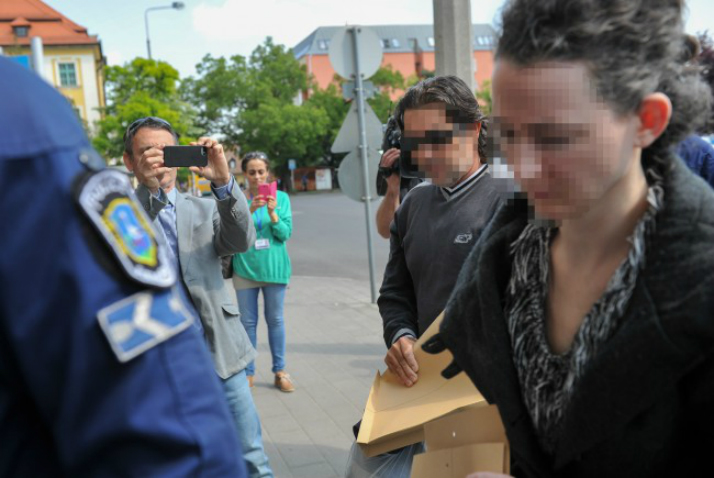 Kiara édesanyja nem először kerül gyermekei veszélyeztetése miatt a hatóságok látókörébe. Fotó: heol.hu/Korsós Viktor