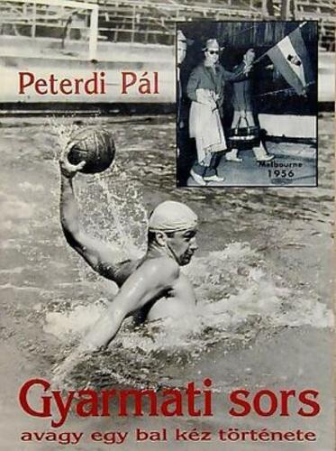 Peterdi Gyarmatiról is írt. Csak könyvet? / Forrás: Moly.hu