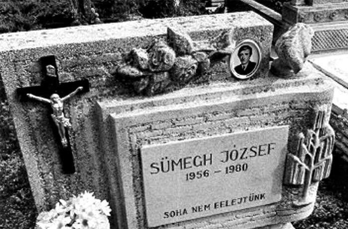 Sümegh Józsefnek az életébe került, hogy megtalálta az ókori ezüsttárgyakat Fotó: Blikk