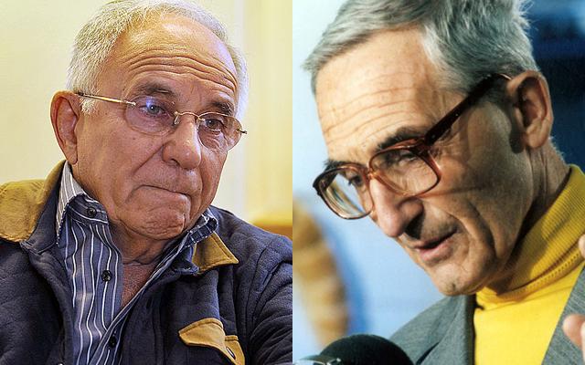 Vitray és Peterdi / Forrás: Kiskegyed.blikk.hu