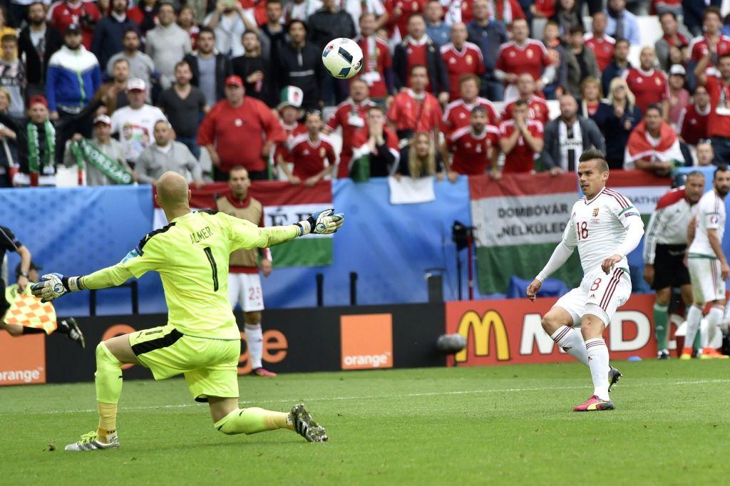 Stieber megmutatta, hogy egy európai szintű csapat hogy rúg be egy ziccert.