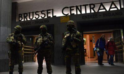 Brüsszel rendőrök (cnn.com)