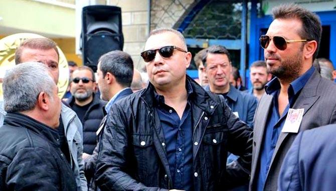 Szimpatikus arcok Oflu temetésén / Fotó: Trabzonajans.com