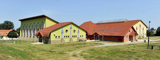 Az ország ezidáig egyetlen NEKA központja Balatonbogláron. (kép: nemzetisport.hu)