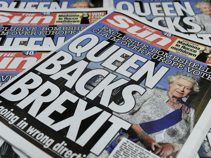 A királynőnek is megvan a véleménye. Fotó: independent.co.uk