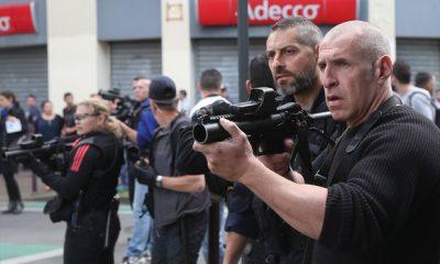 Háborúra készülnek / Fotó: Theguardian.com