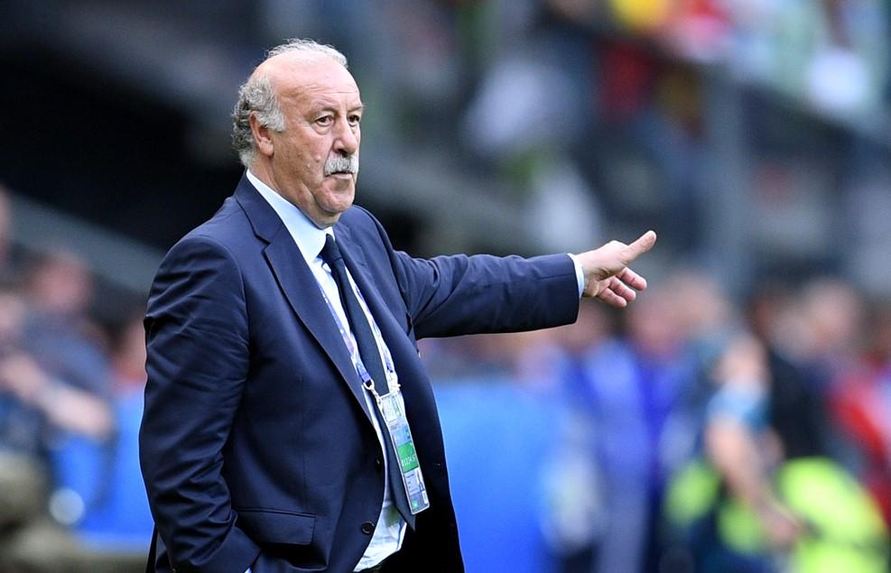 Del Bosque. Búcsúmeccs? / Fotó: UEFA.com