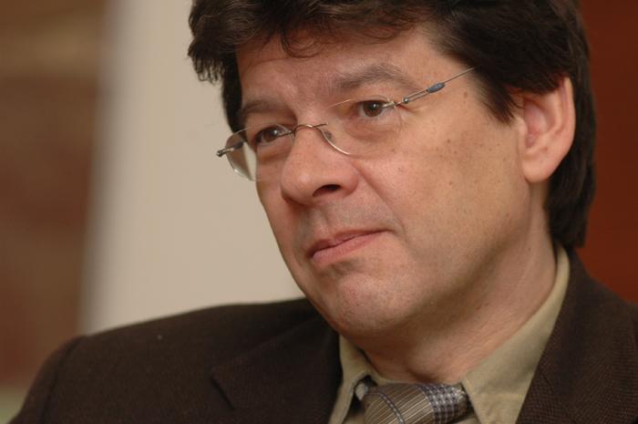 Budaörs vita a jegyzõválasztás körül A képen: Wittinghoff Tamás, polgármester 2007.01.17. Fotó: Nehéz-Posony Kata