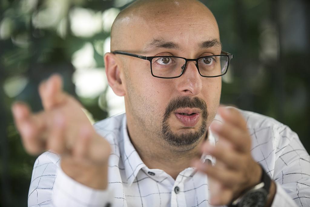 Forgács István 2016.07.20. Fotó: Horváth Péter Gyula