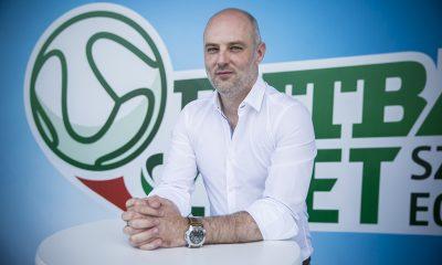 Kuna Tibor, a Young & Partners és a Trinity International Communications tulajdonos ügyvezetője Fotó: Horváth Péter Gyula